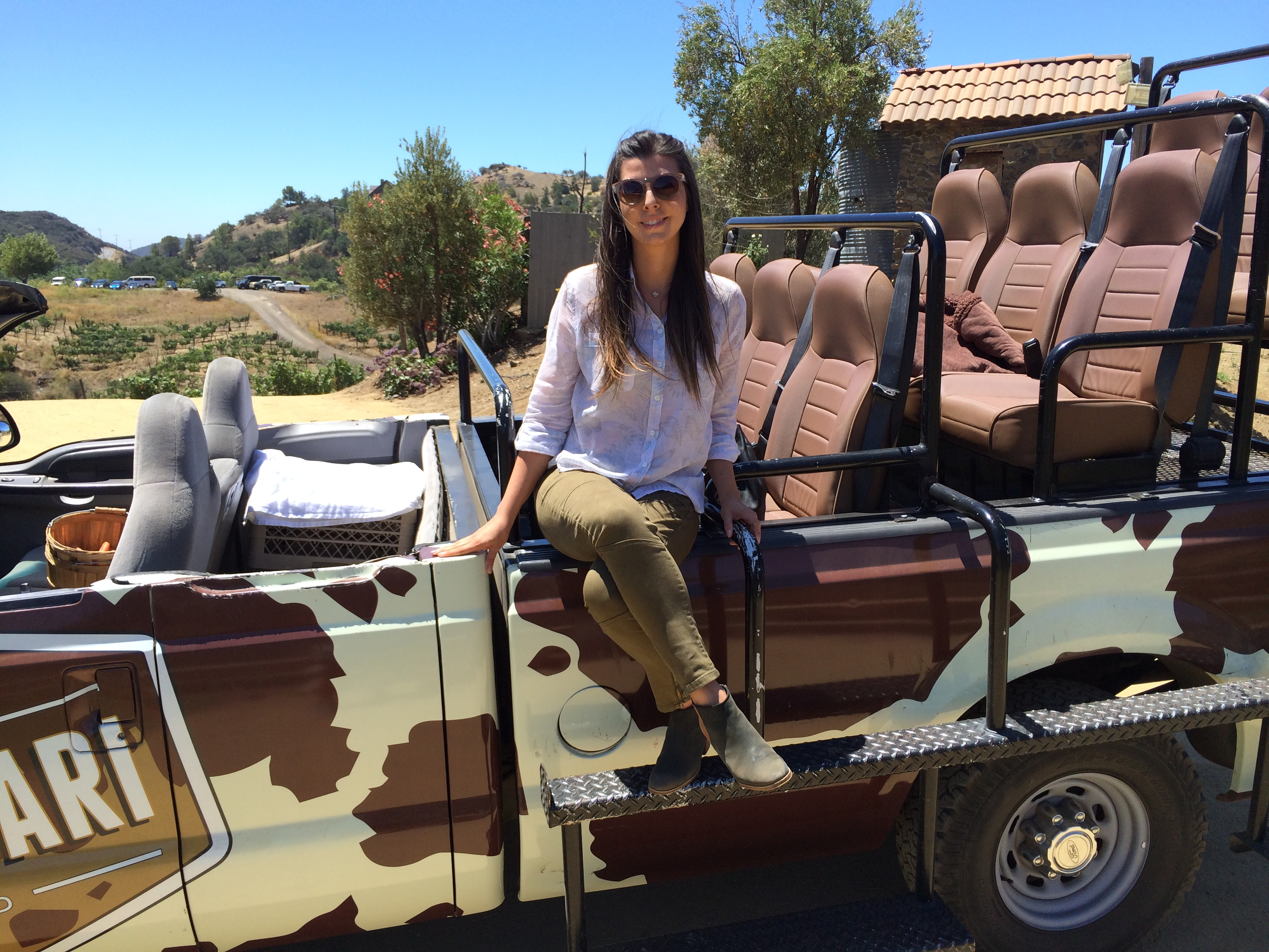 Malibu Wine Safari Helloloverboy