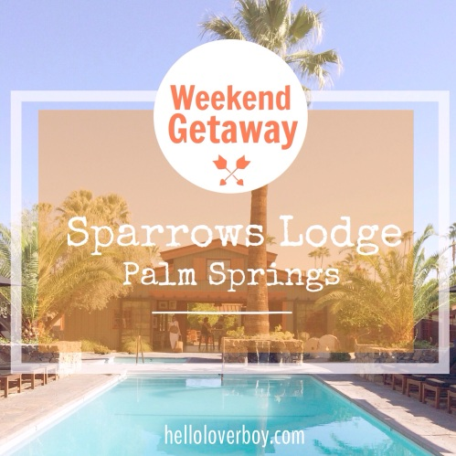 Sparrows Lodge
