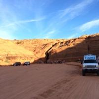 Antelope Canyon, Page AZ